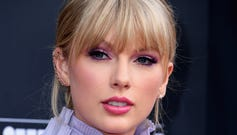 LAS VEGAS, NV - MAY 01: Taylor Swift attends the 2019 Billboard Music Awards at MGM Grand Garden Arena on May 1, 2019 in Las Vegas, Nevada. (Photo by Steve Granitz/WireImage) ORG XMIT: 775318600 ORIG FILE ID: 1140626497