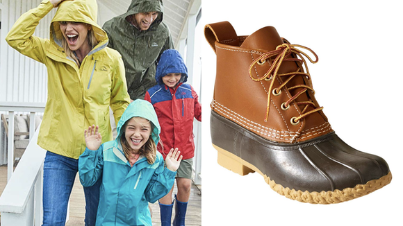 Take 20% off your order now through May 28 at L.L. Bean.
