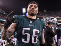 Chris Long admits to regular marijuana use during NFL career and explains how he beat tests