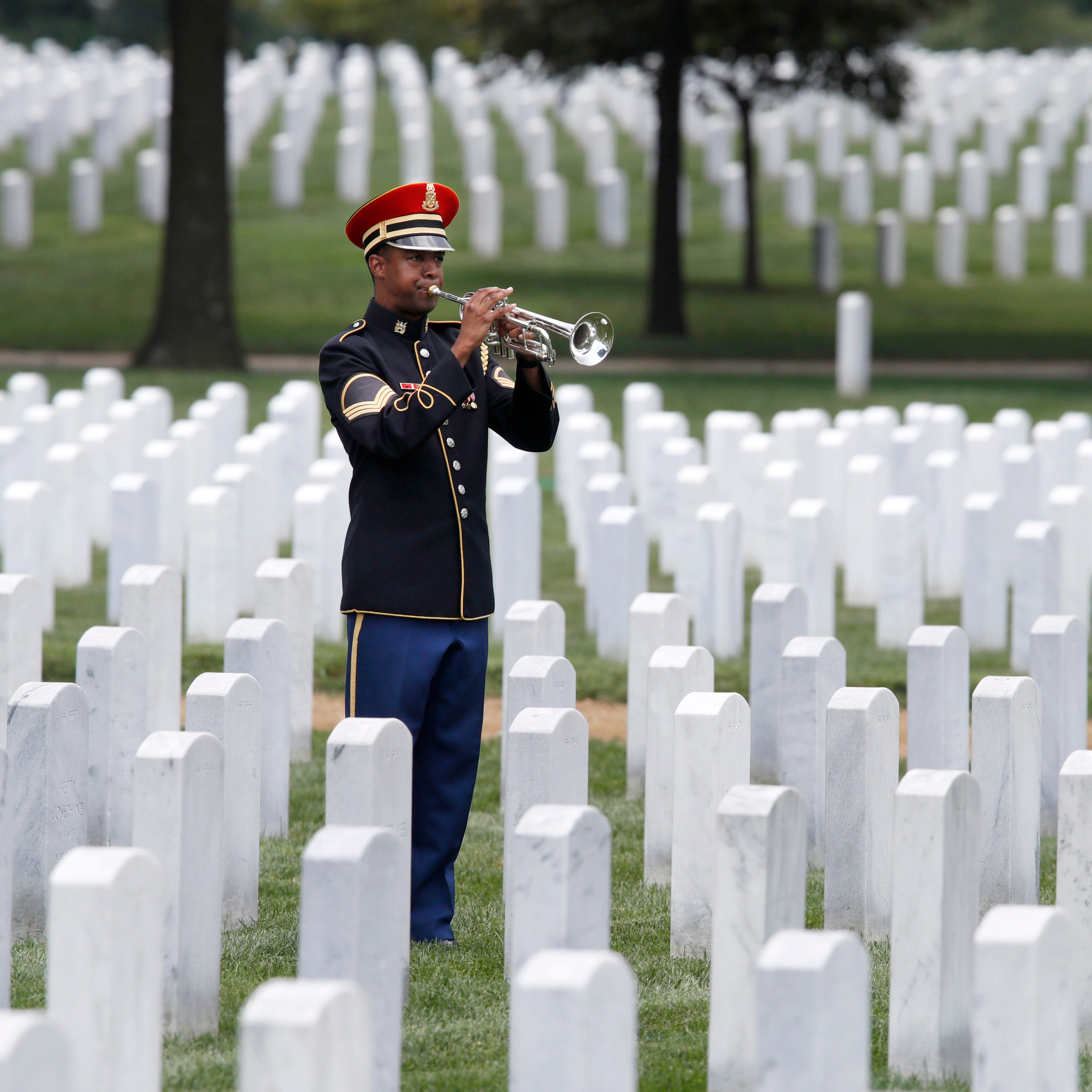 Donald Trump pardoning war criminals on Memorial Day would be desecrating a holiday