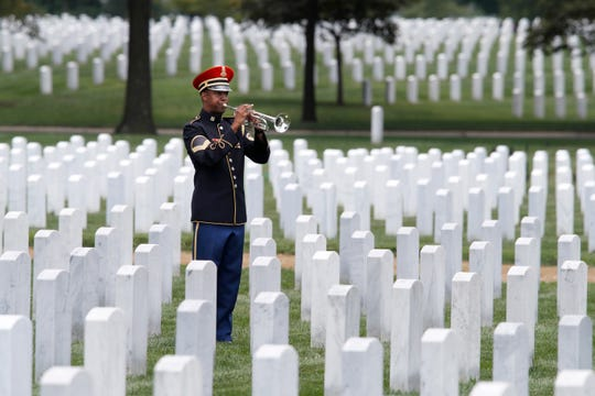 Donald Trump, pardoning war crimes Memorial Day would be
