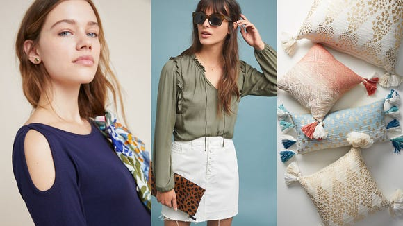The 18 best deals at Anthropologie's massive Memorial Day sale