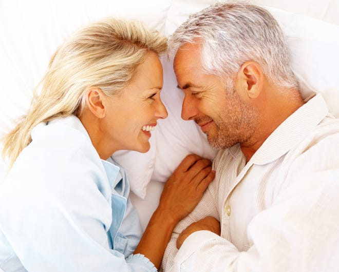 The 50 and over group plan on having sex well into their late 70s, and for some it's the best sex of their lives.