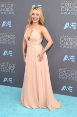 Actress Hayden Panettiere is seen at the 2016 Critics' Choice Awards.