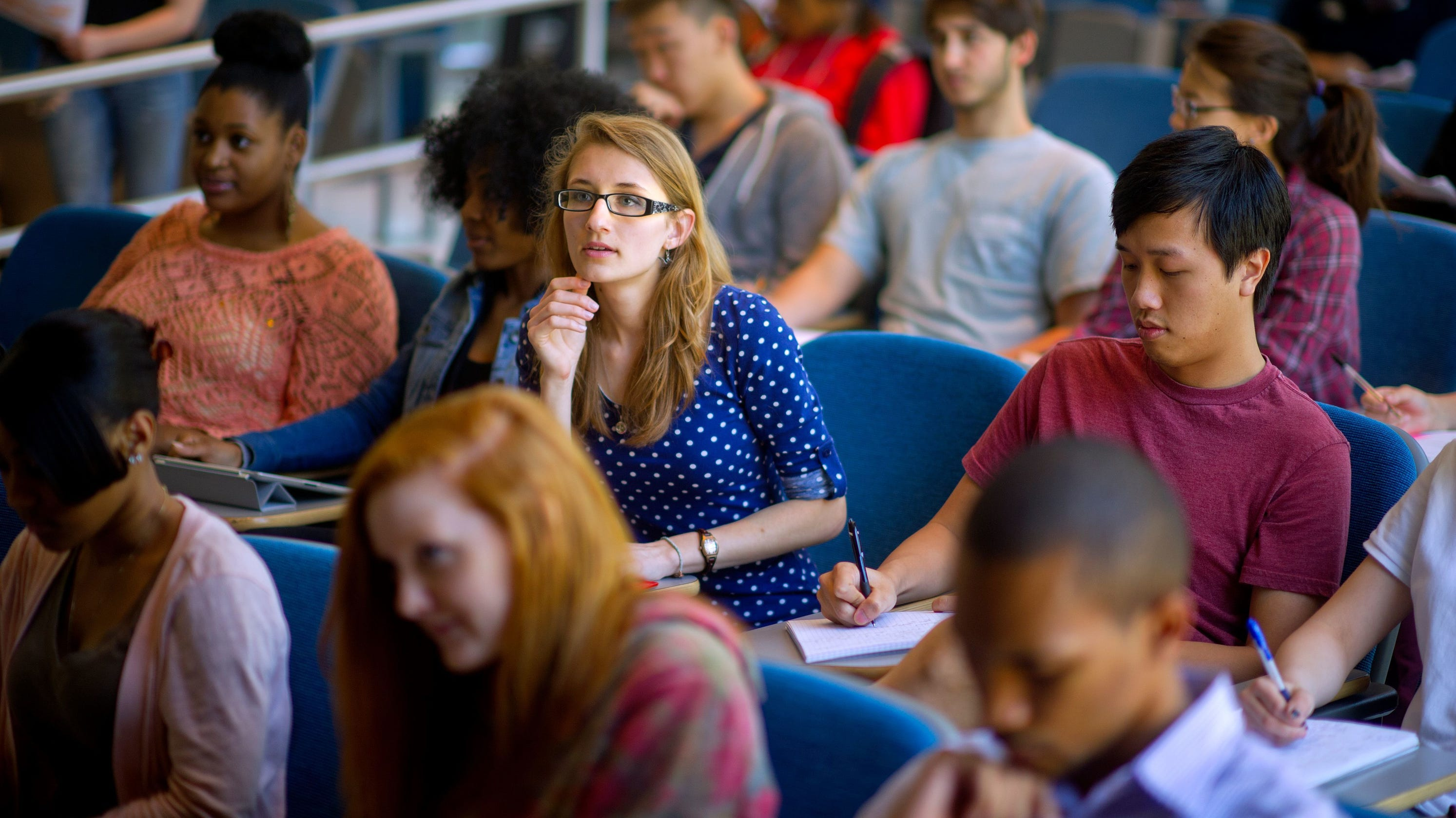As a college counselor, I see students on their worst days — days that are now more common