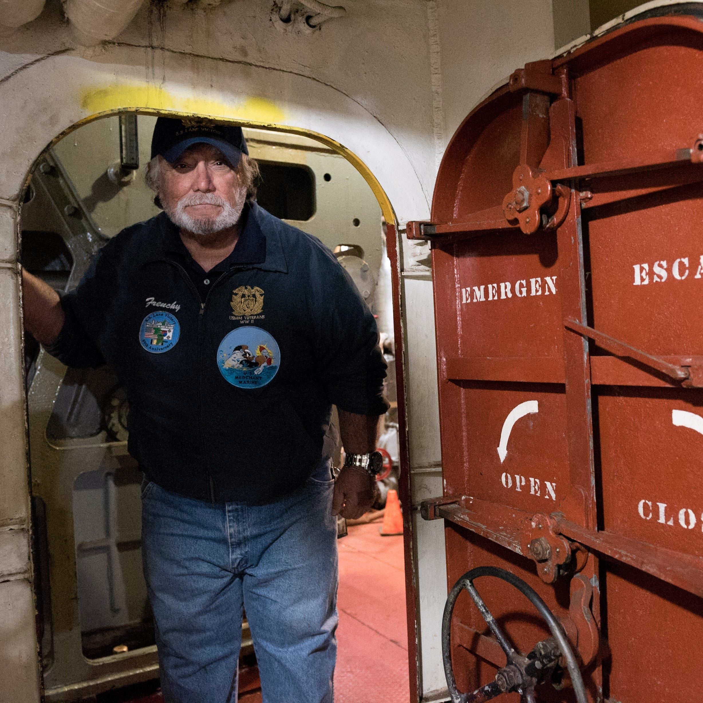 They fought the Nazis, now they're fighting rust: Veterans struggle to save World War II ships