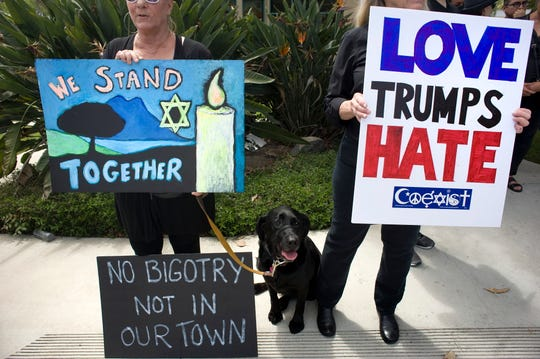 Trump and Republicans are ginning up fake anti-Semitism for political gain. Don't buy it.