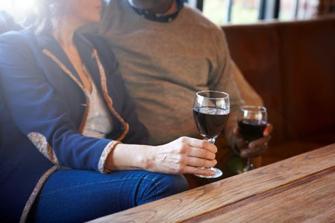 Sexually active older adults in the United Kingdom were more likely to have sex on the first date than Americans, a Lumen dating app survey found.
