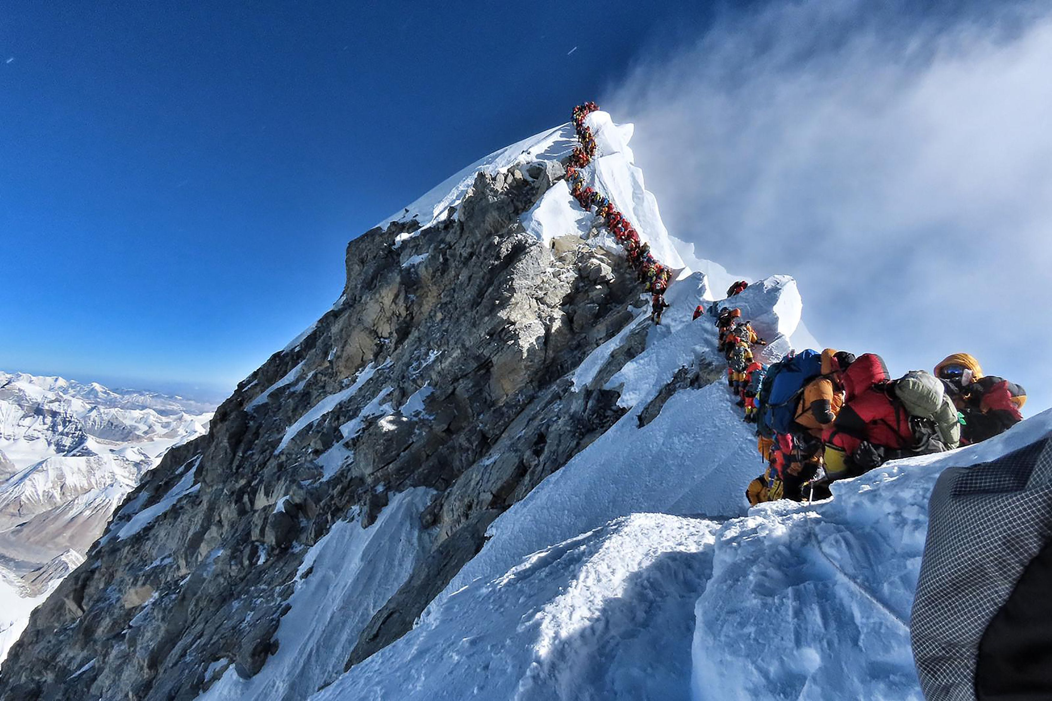 views from mount everest - HD1245×830
