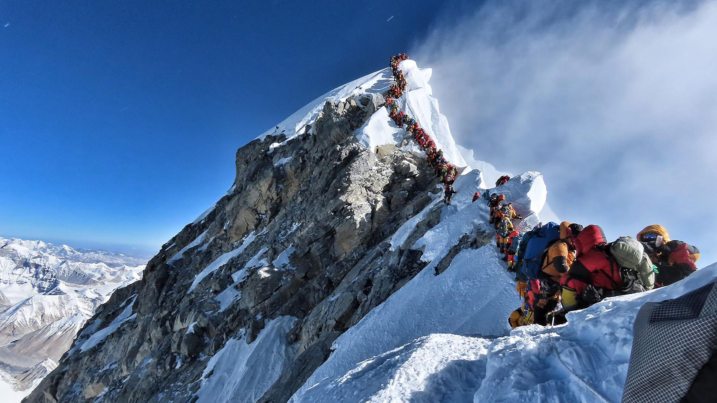Image result for Utah father dies on Mount Everest after joining 'Seven Summits Club'