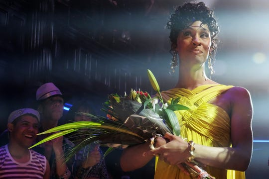 """Blanca (Mj Rodriguez), an HIV-positive trans woman, is the fiercely protective founder and mother of the House of Evangelista in FX's """"Pose."""""""
