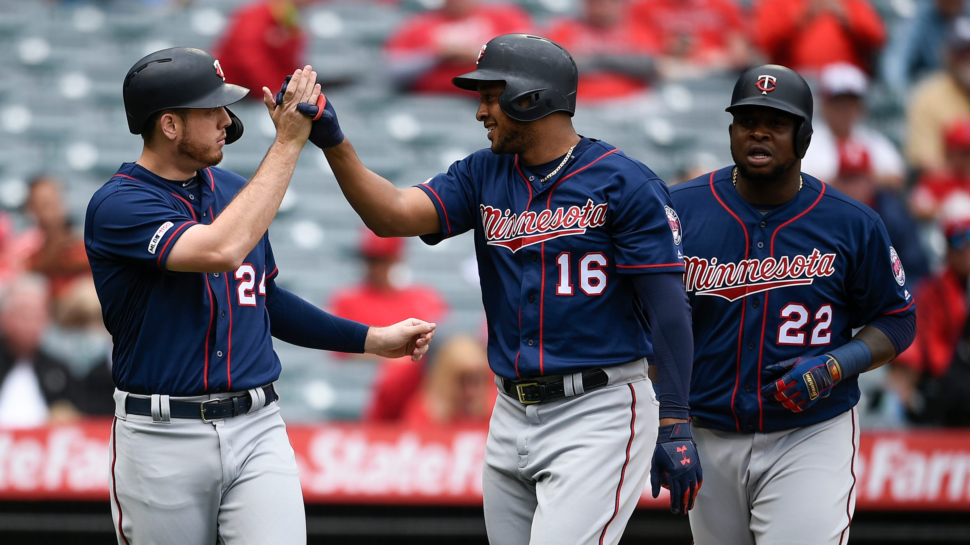 Minnesota Twins slug eight more home runs, on pace to shatter MLB single-season record