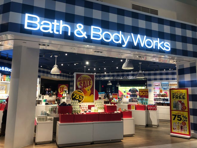 Some Bath & Body Works stores still have hand sanitizer in stock.