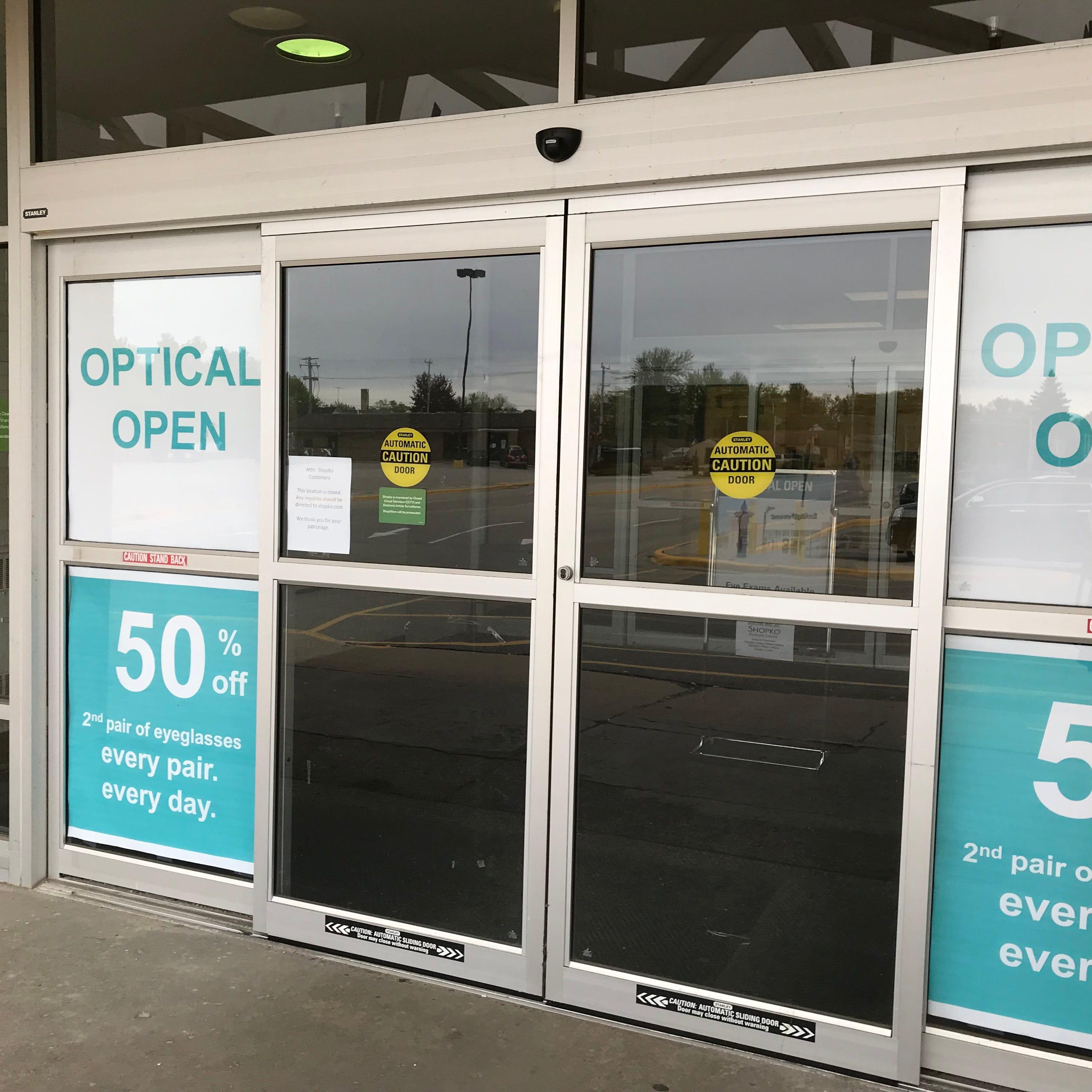 The Buzz: Shopko Optical shops make plans