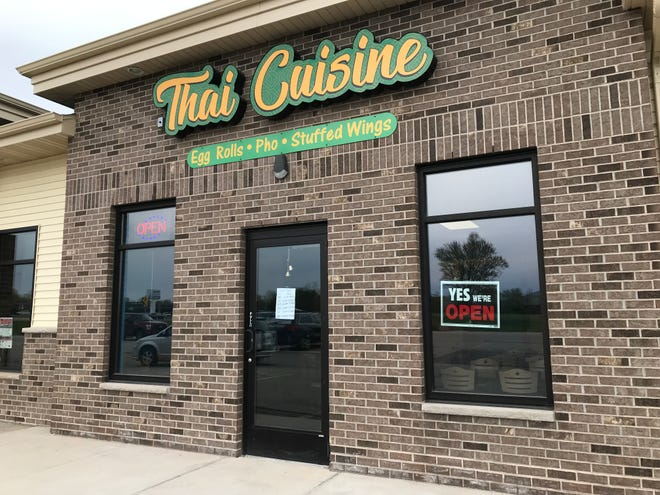 Thai Cuisine in Greenville