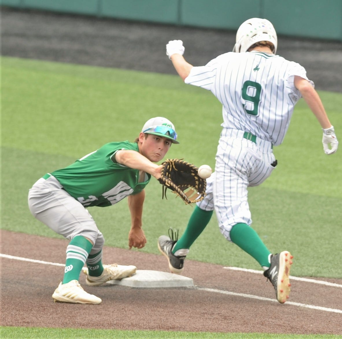 No. 1 Wall baseball edges Breckenridge in playoff series opener