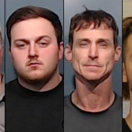 Abilene police, other law enforcement arrest four for targeting minors online