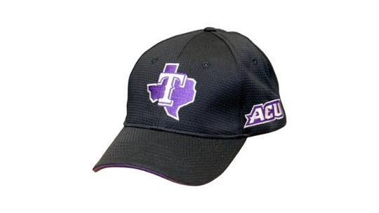 The ACU hat the Texas Rangers will give away with a special ticket package on June 4.