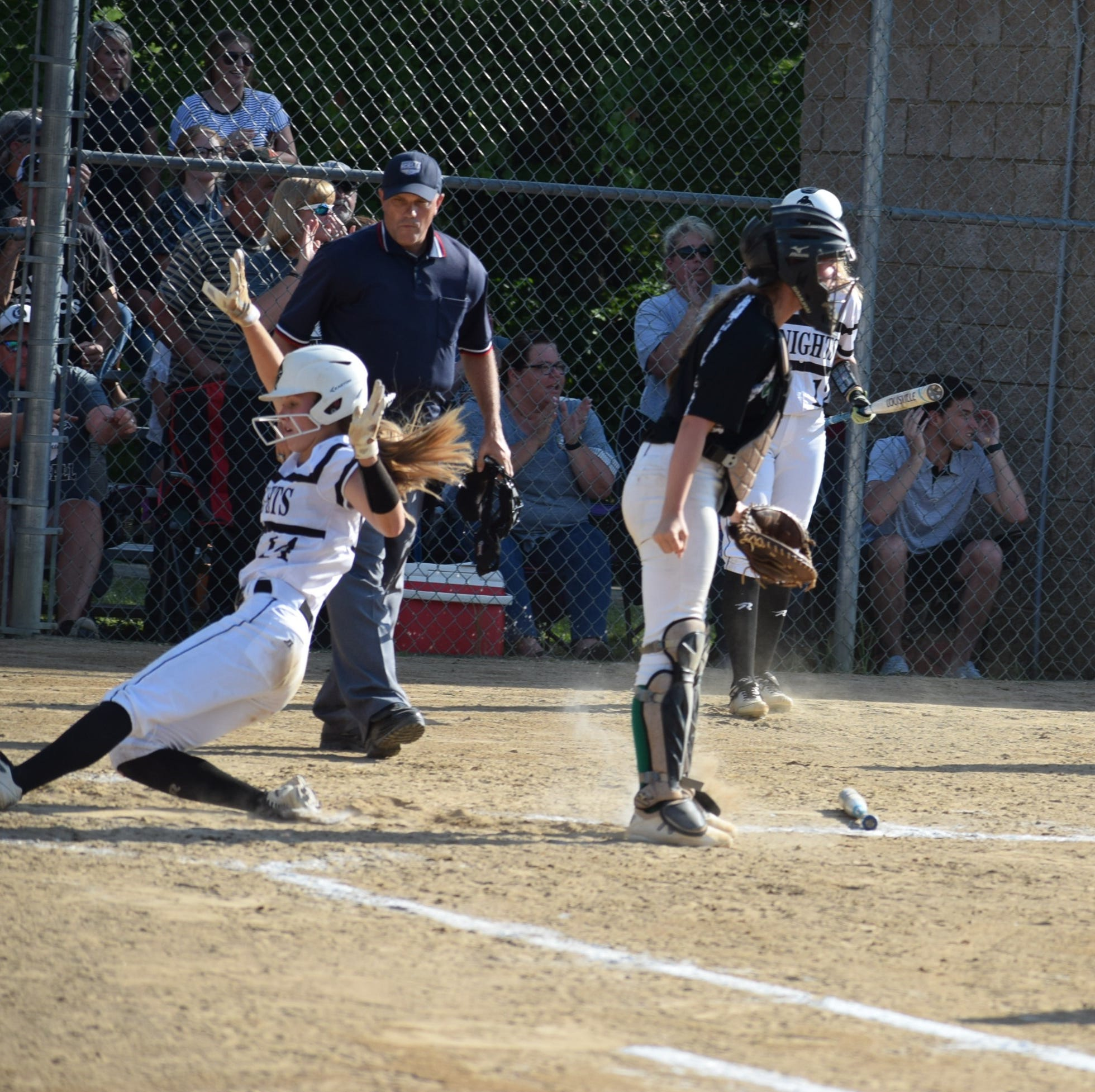 Robbinsville, Franklin force Game 3