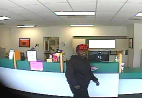 Battle Creek police said this man robbed the Advance America Thursday.
