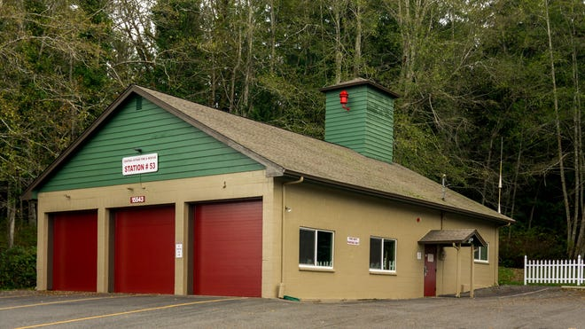 Central Kitsap Fire & Rescue Station 53 in Seabeck is slated for replacement under a draft facilities plan under consideration by the fire district's board of commissioners. The district is considering running a facilities bond in 2020.