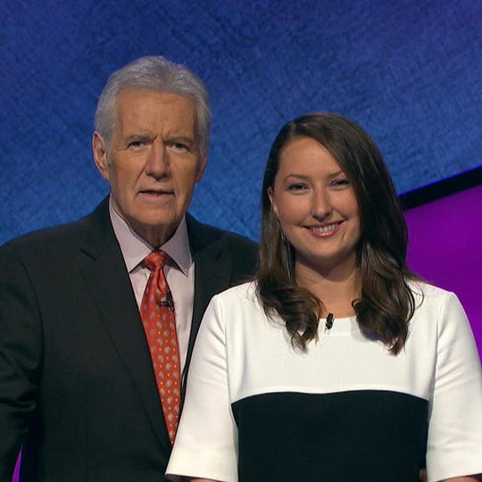 "Kitsap public defender Laura Schulman told ""Jeopardy!"" host Alex Trebek that she had to get permission from a Kitsap County judge to travel to Los Angeles to compete on the show."