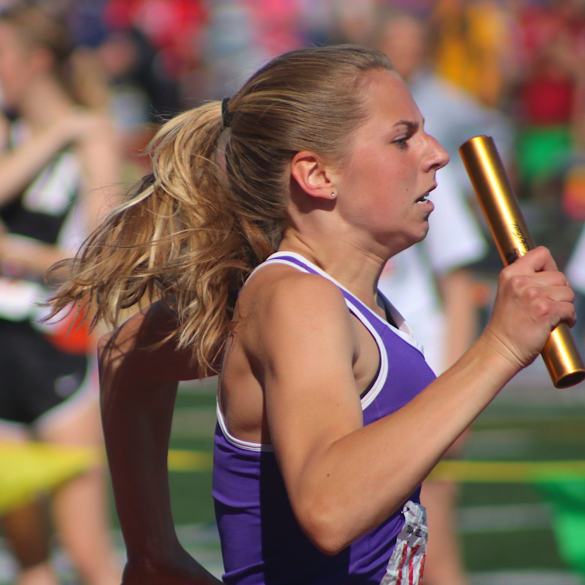 North Kitsap relay sets West Sound record at state track and field meet