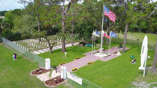The Brevard County Veterans Cemetery has gone through a major renovation over the last two years.