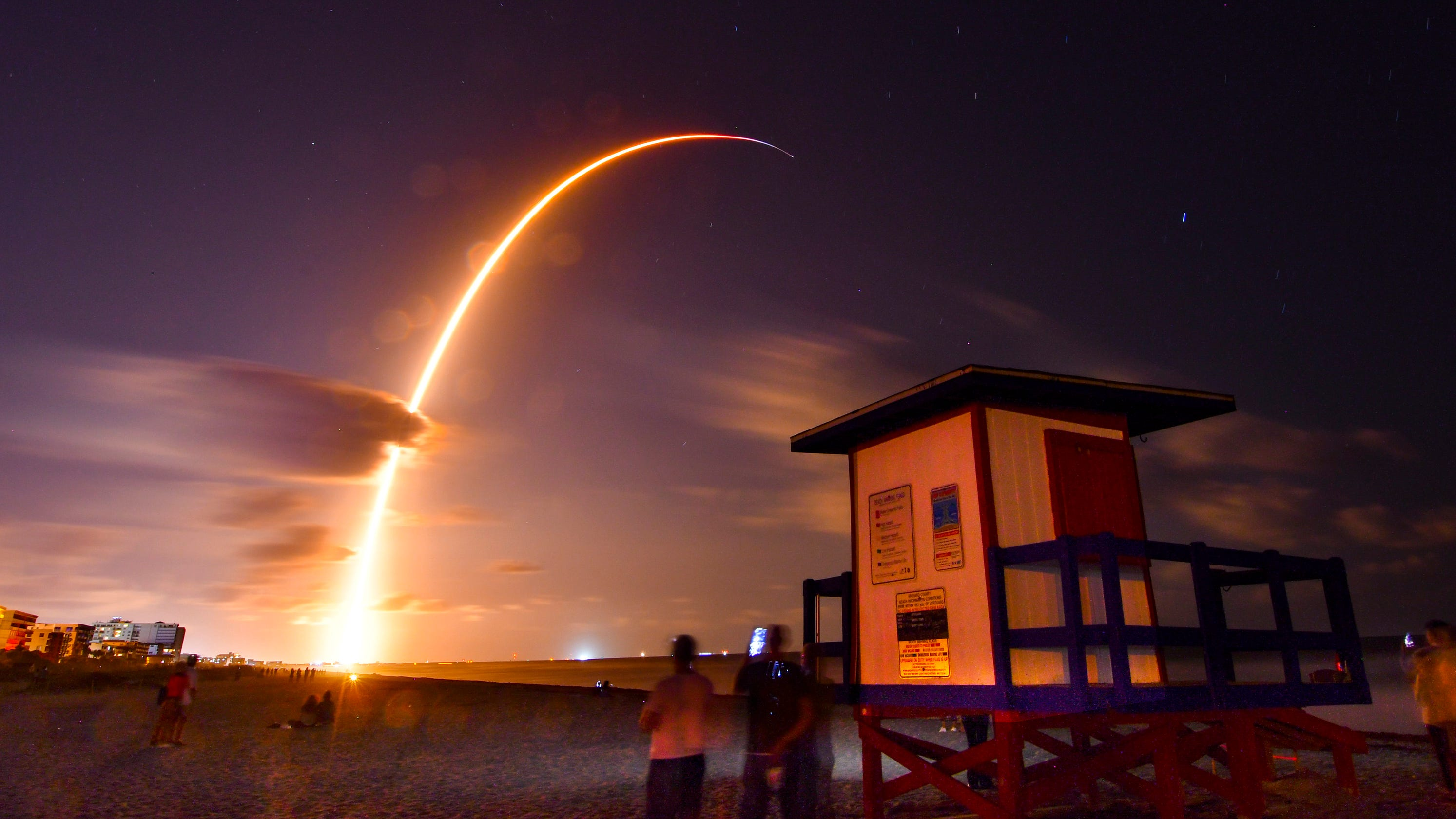 It's launch day! Things to know about SpaceX Falcon 9 launch