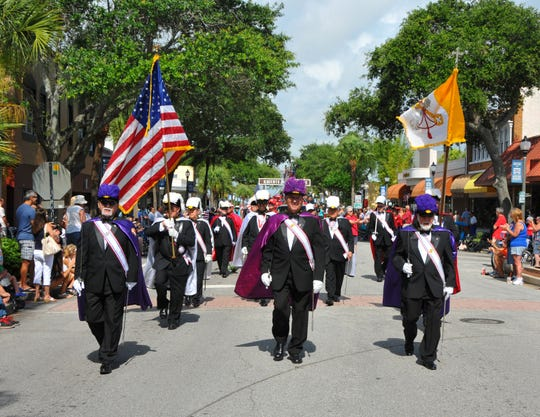 Attend a Memorial Parade near you held by a local American legion Post.