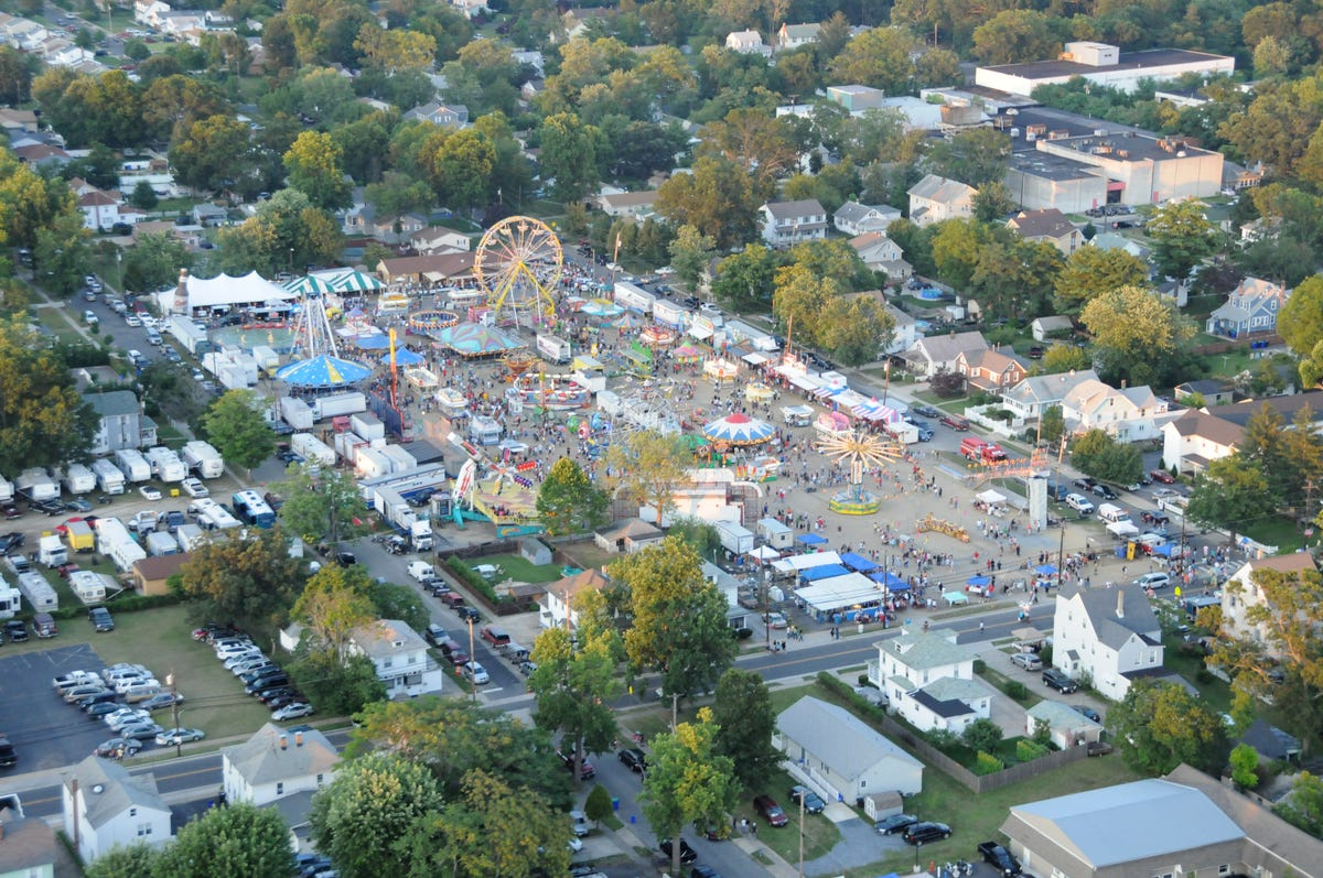 Carnivals offer family fun, sense of nostalgia in South Jersey