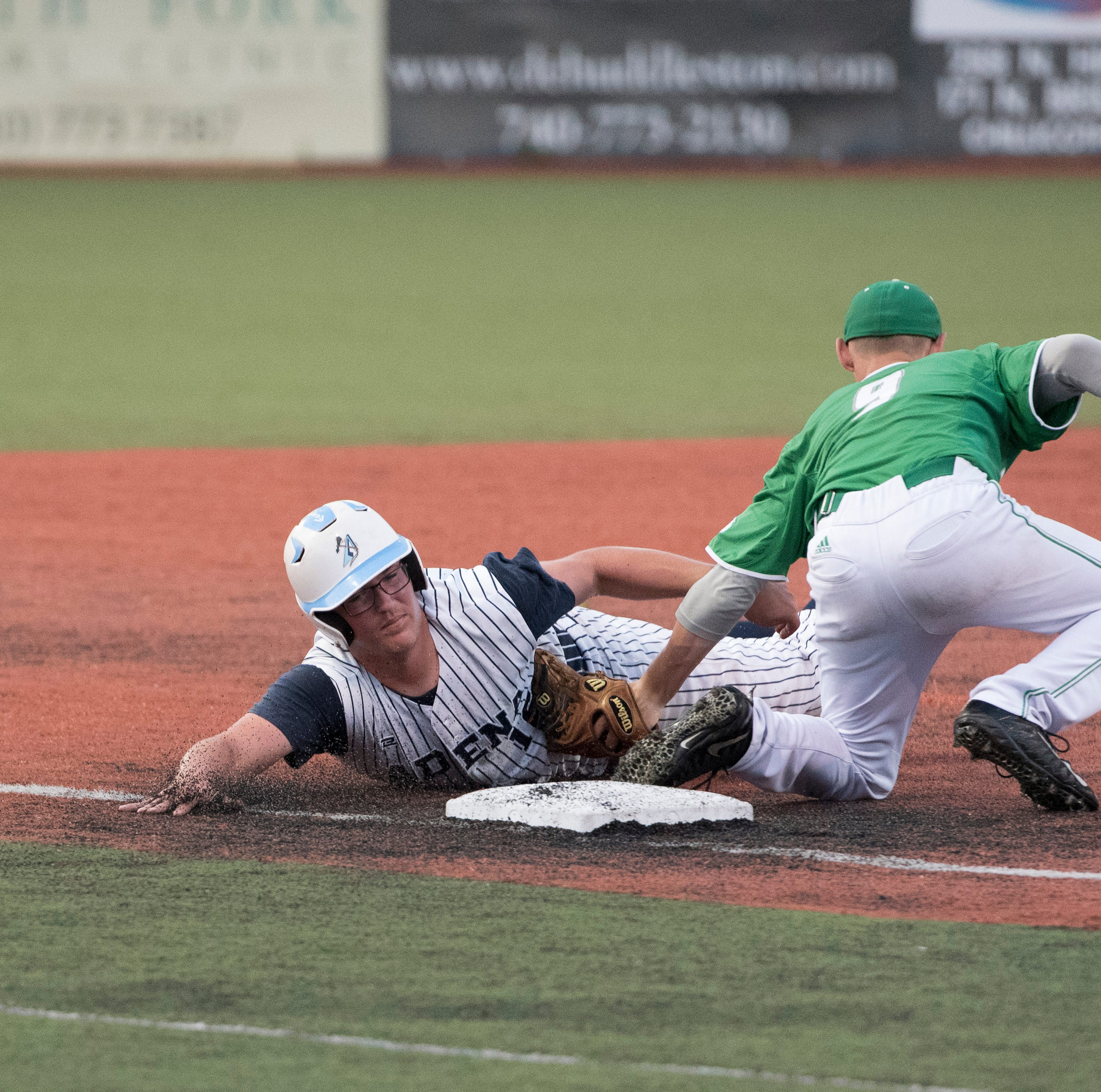 HS BASEBALL: Adena rolls against two-seeded Fairland 11-0, advancing to district finals