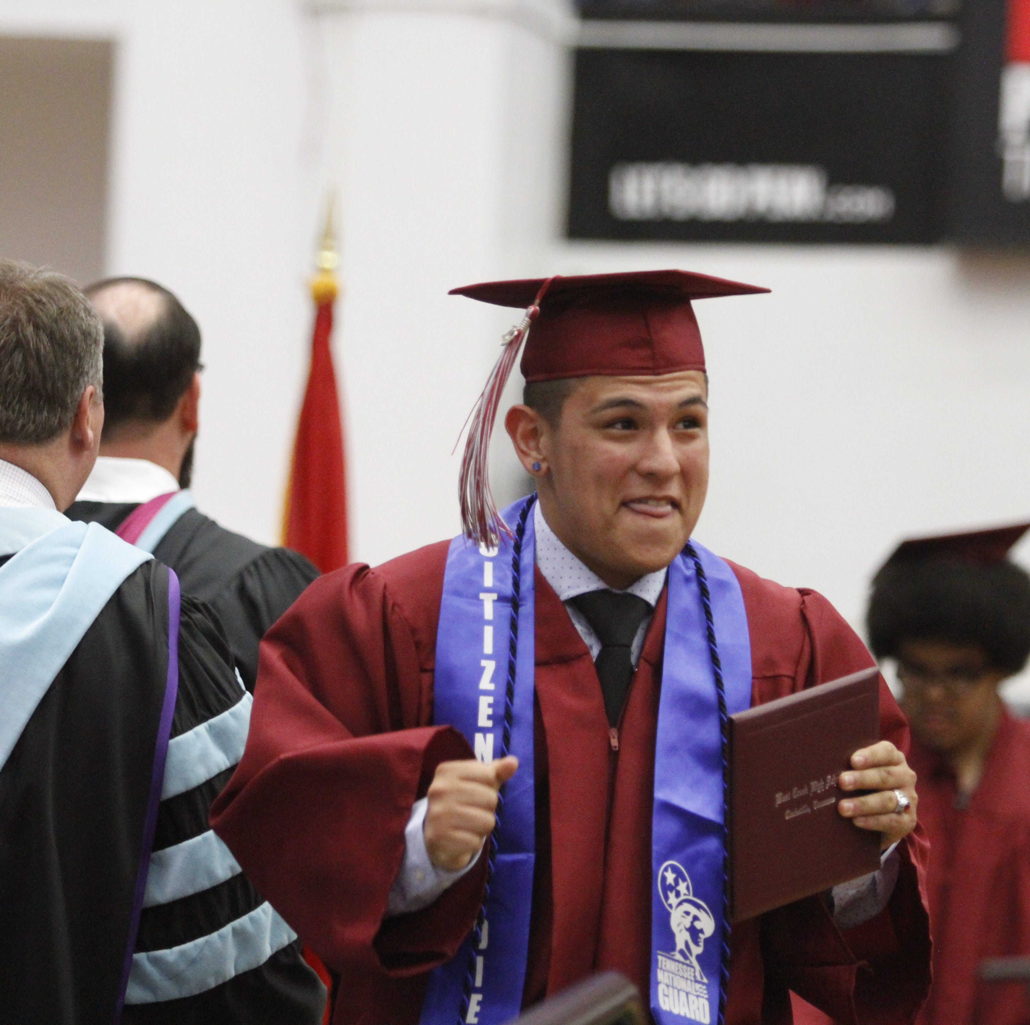 West Creek High School sends off Class of 2019