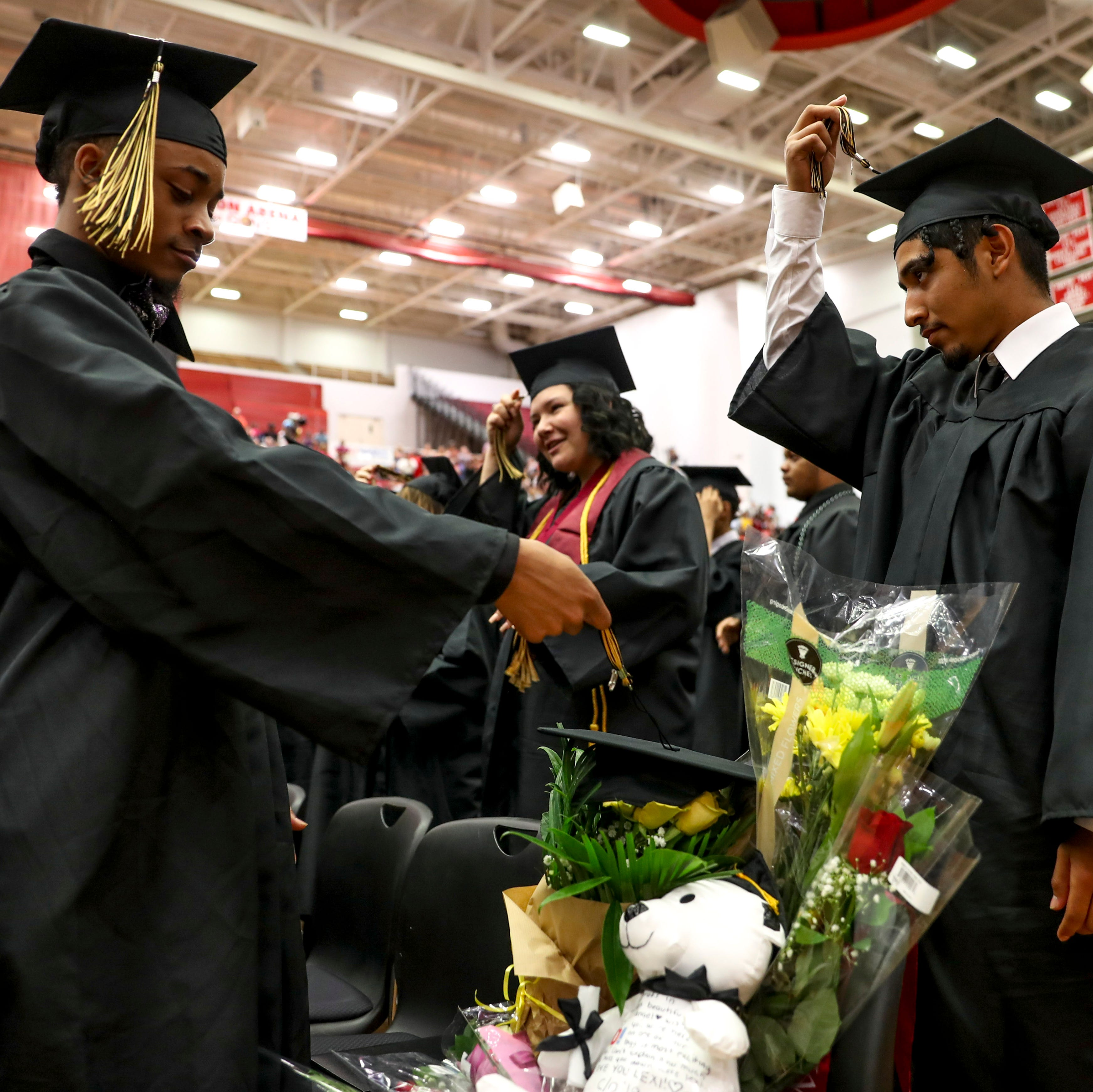 Kenwood Class of 2019 graduates remember the classmate they lost