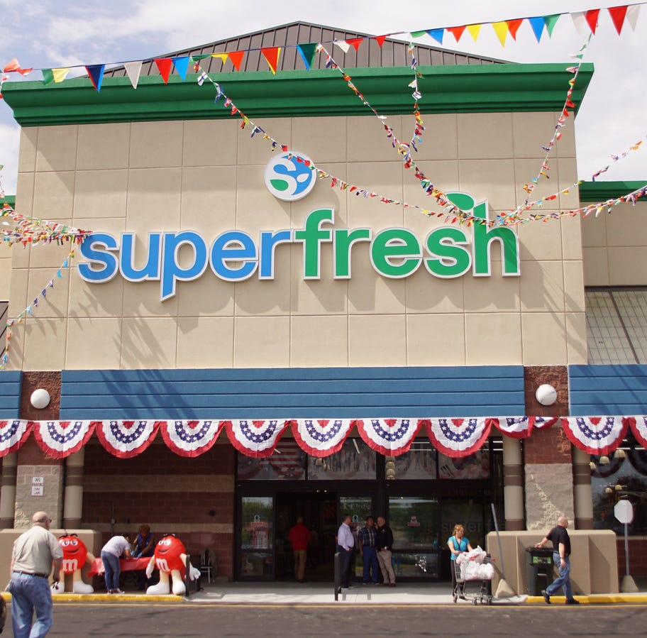 SuperFresh in Linden to continue grand opening celebration this weekend