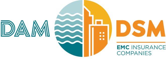 Dam to DSM logo