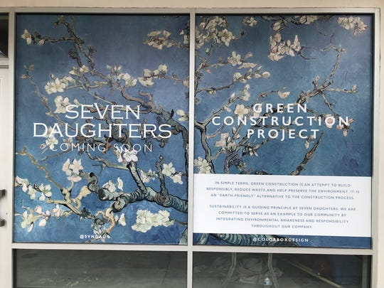 Seven Daughters Coffee Company, a specialty coffee roasting company featuring high-grade java, will open in August, at 163 W. Maple Road, in a former Vibe Credit Union.