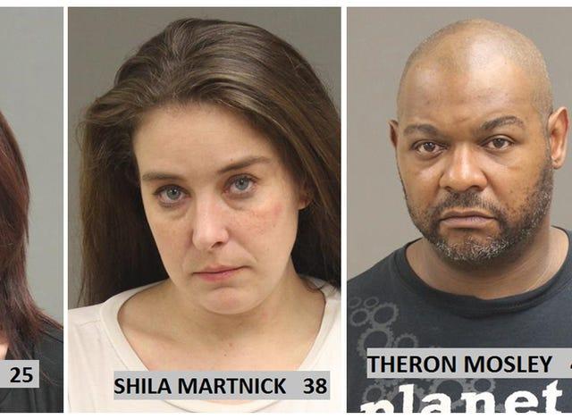 5 arrested on prostitution, drug charges in Warren neighborhood