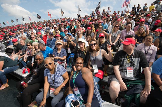 Changes to the grandstand seating will provide fans with better views of the race, says Detroit Grand Prix President Michael Montri.