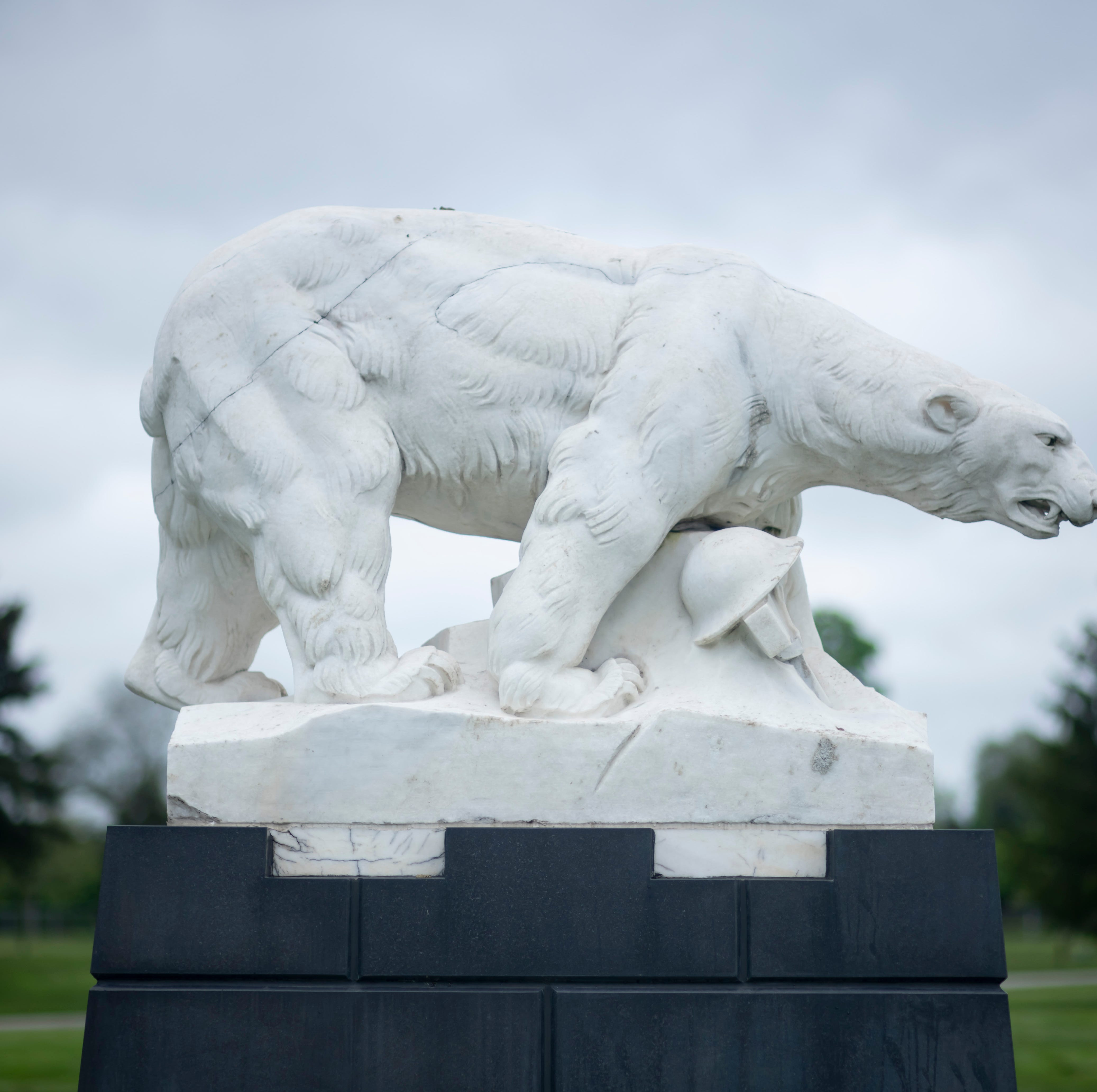 'Polar Bear' memorial in Troy marks a largely forgotten GI mission in WWI Russia