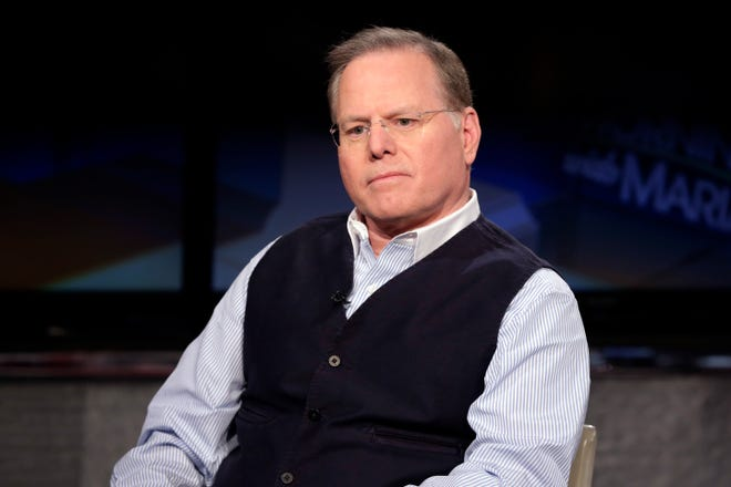 Discovery Communications CEO David Zaslav, the highest paid CEO at big U.S. companies for 2018. He made $129.5 million.