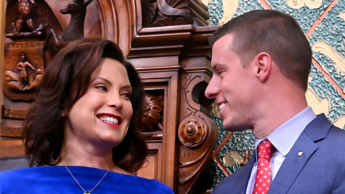 Political Insider: Whitmer Expects GOP Road Funding Plan