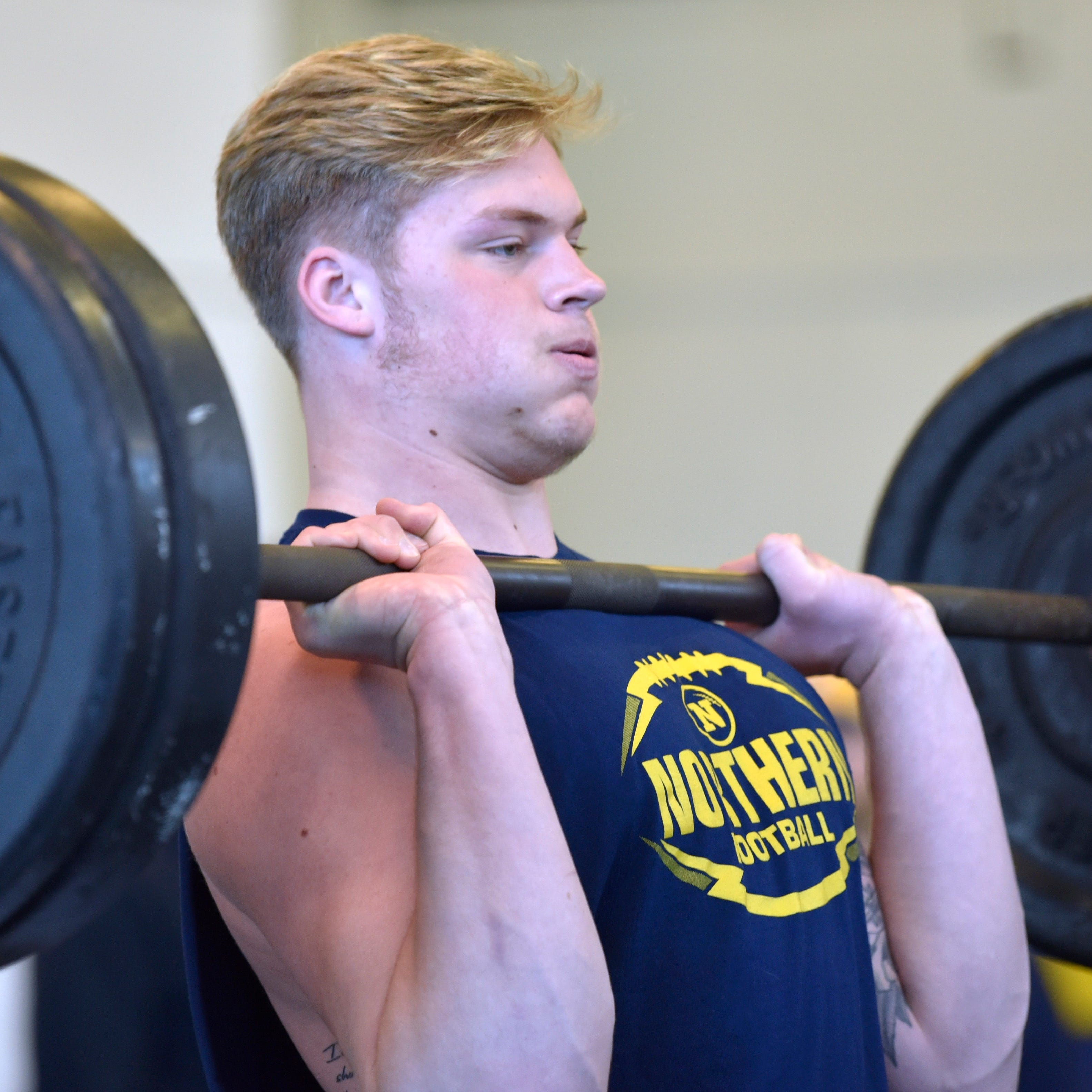 It's Michigan for Braiden McGregor, four-star DE from Port Huron Northern