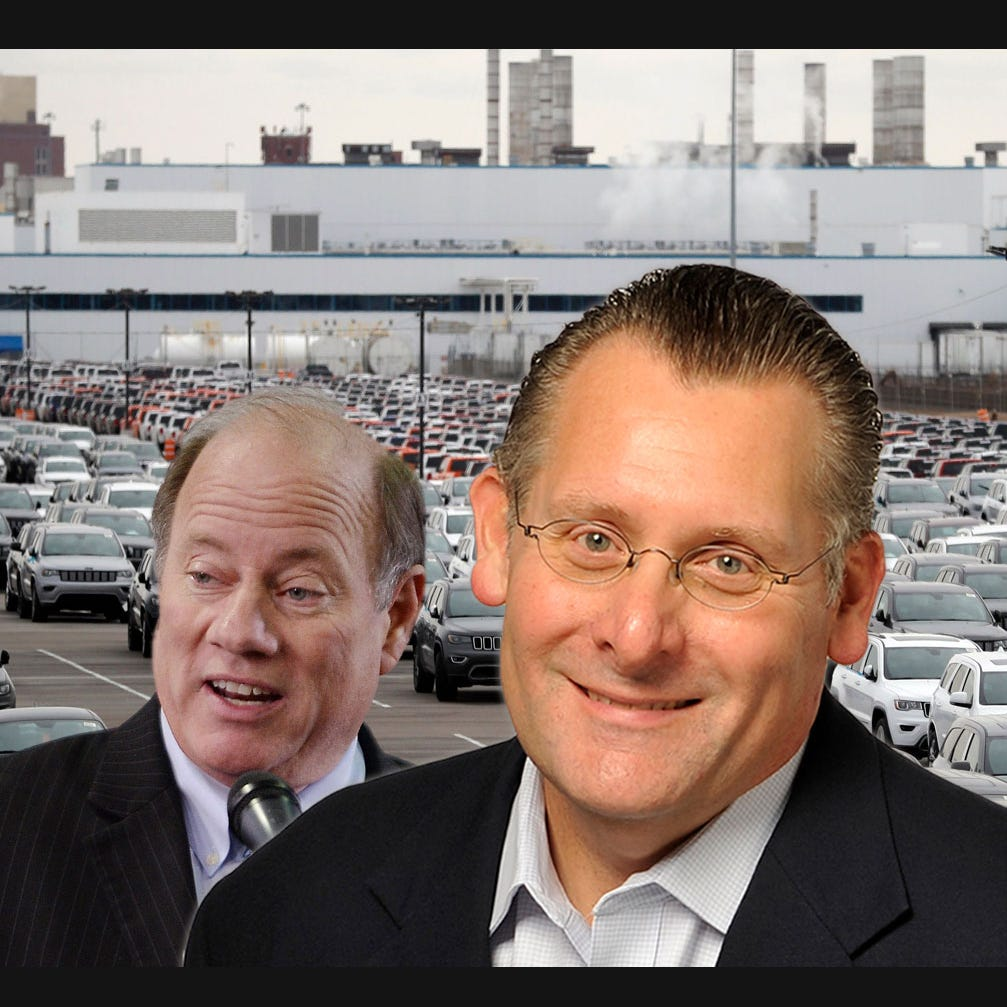 Podcast: Daniel Howes on Jeep's Detroit move