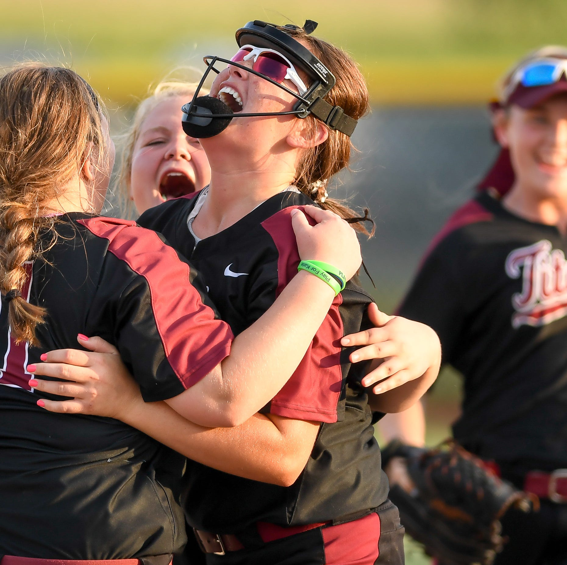 Lyndsi Adamson shuts down Castle in Class 4A sectional semifinal victory