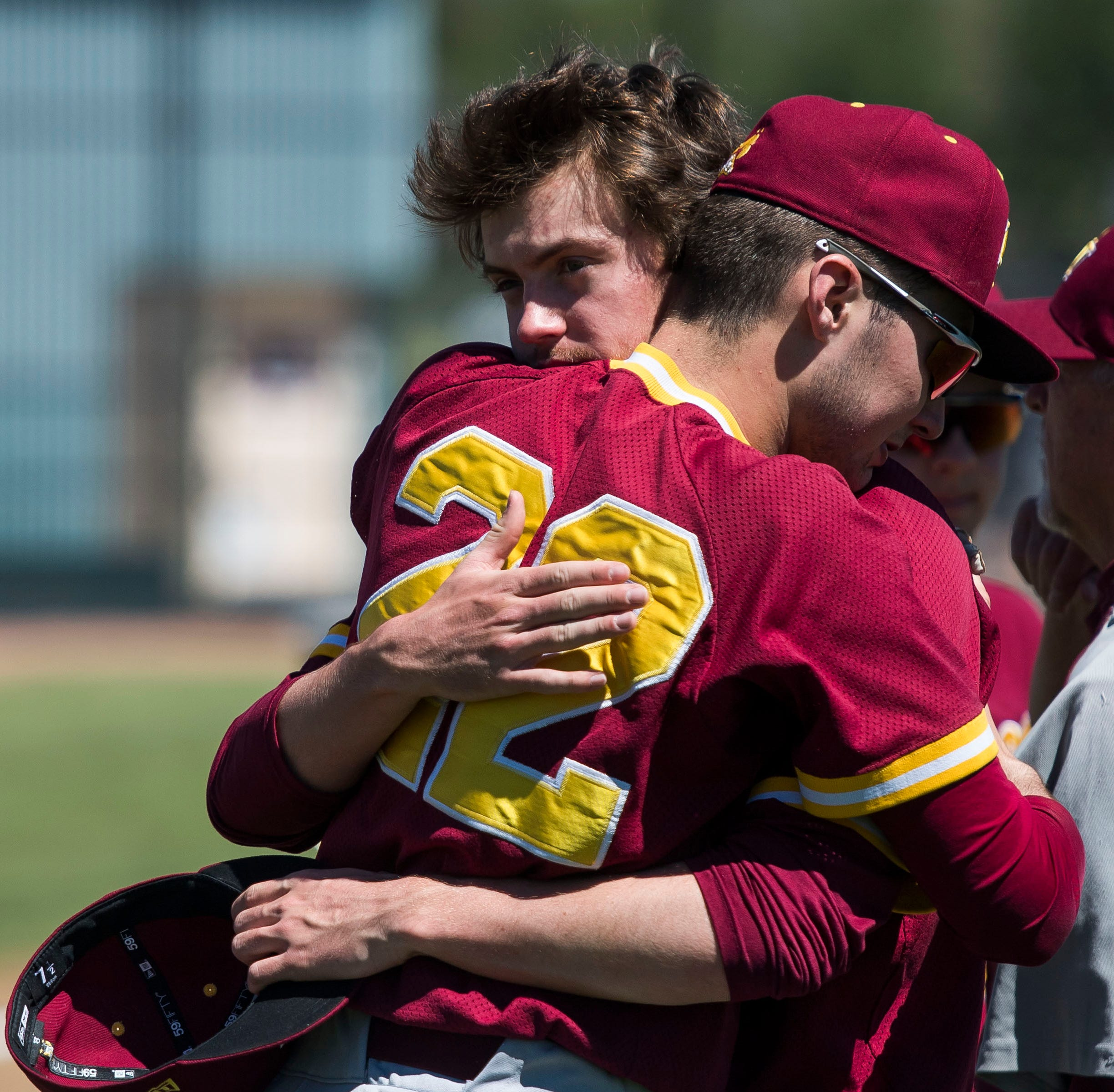 Rocky Mountain baseball drops first game of state tournament to Mountain Vista