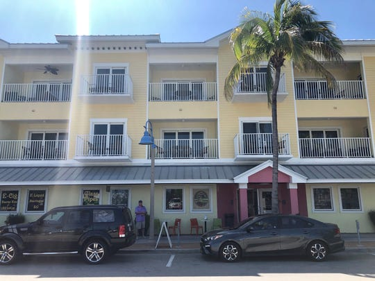 Jimmy's Java Joint is at 450 Old San Carlos Blvd. on Fort Myers Beach