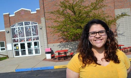 Anastasia Lizarraga graduates June 2 from Gillett High School, having successfully navigated numerous family upheavals over the past decade.