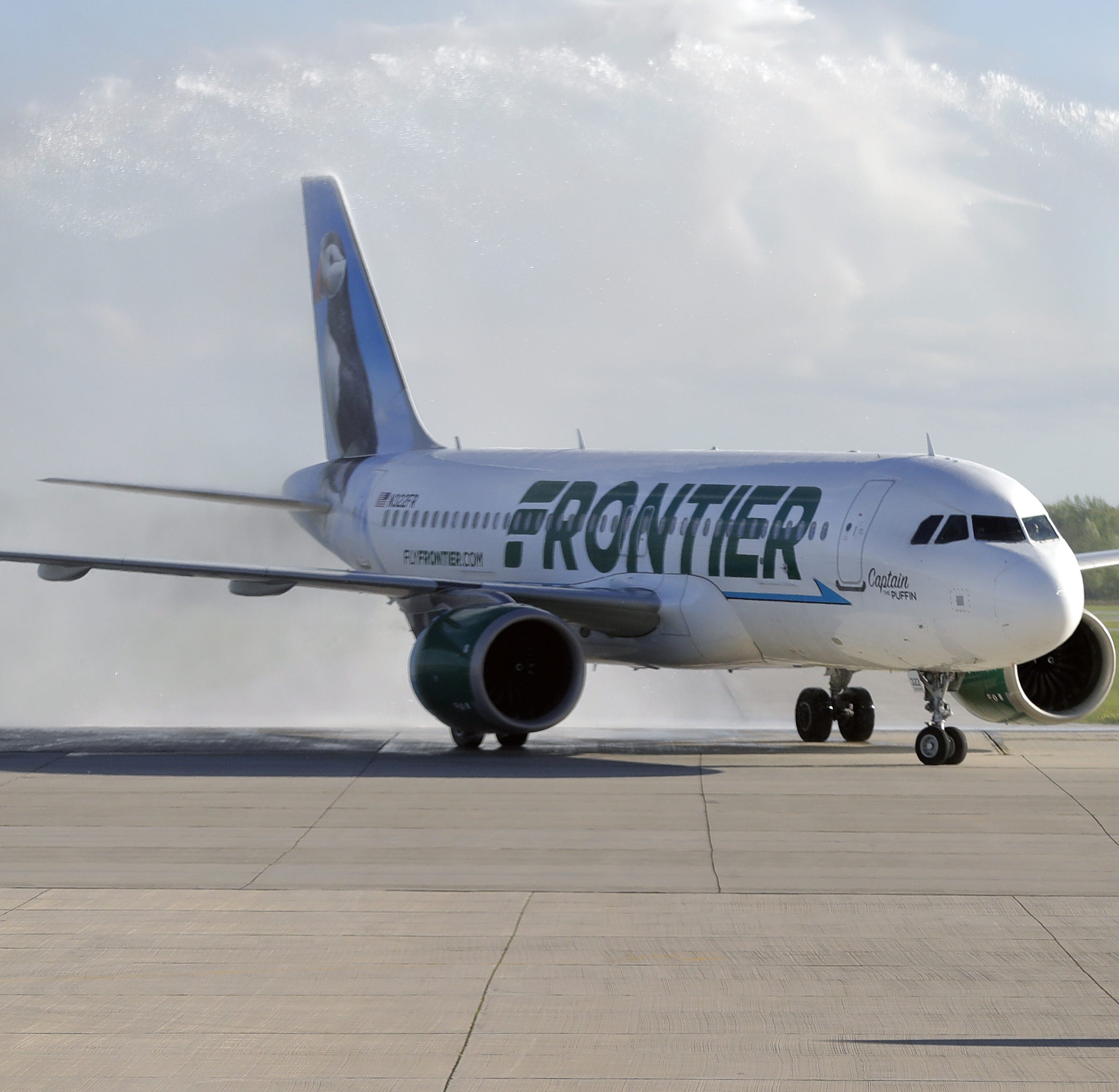 New Frontier: Low-cost carrier's Green Bay-Denver service a test of demand