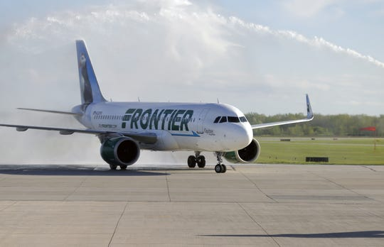 Frontier Airlines, which started service to Denver out of Green Bay Austin Straubel International Airport in May, is offering free plane fare on Aug. 13. But there's a catch: Your last name has to be Green or Greene.